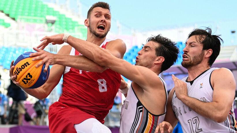ME w koszykówce 3x3. Wielki sukces Polaków! Mamy brąz mistrzostw Europy