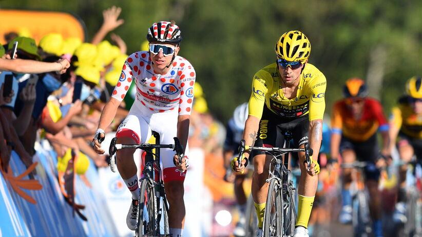 Dyrektor sportowy wyrzucony z Tour de France