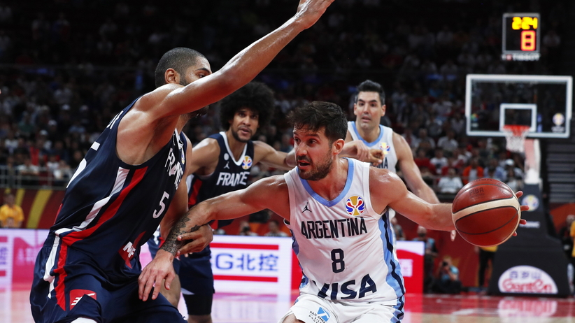MŚ koszykarzy: Argentyna i Hiszpania zagrają w finale
