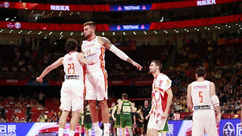 Hiszpania, MŚ koszykarzy 2019