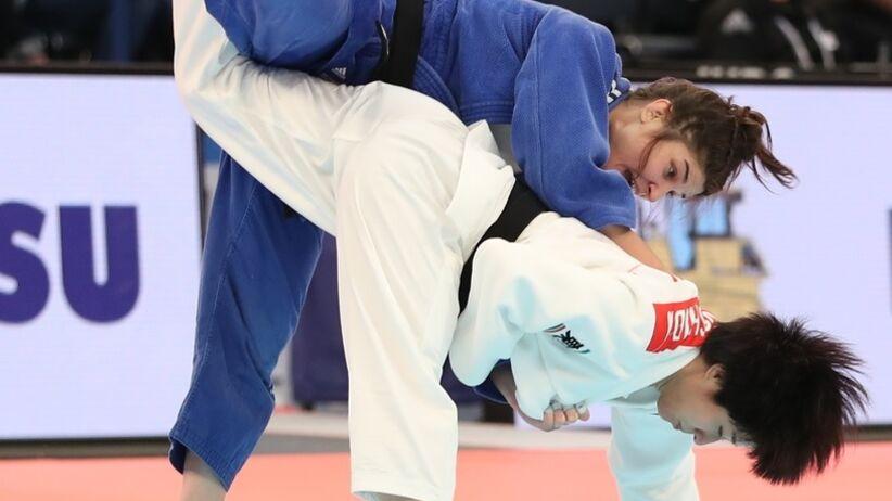Julia Kowalczyk brązową medalistką MŚ w judo