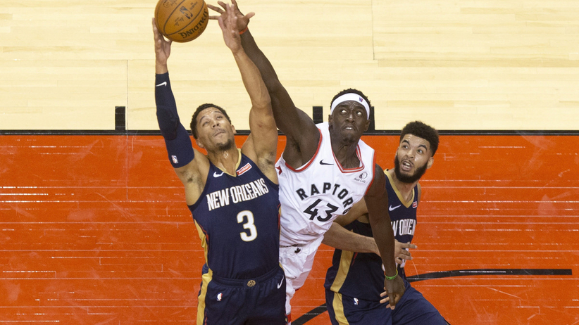 Toronto Raptors - New Orleans Pelicans