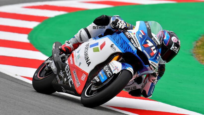 Piotr Biesiekirski znów w MŚ Moto2. Polak będzie najmłodszy w stawce