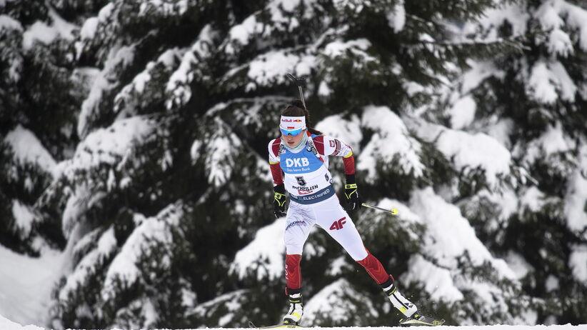 Kamila Żuk w biathlonie