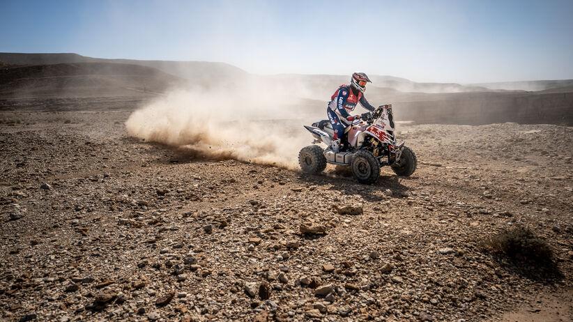 Kamil Wiśniewsni wygrał 10. etap Rajdu Dakar