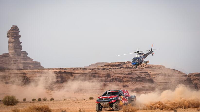 Jakub Przygoński w Rajdzie Dakar