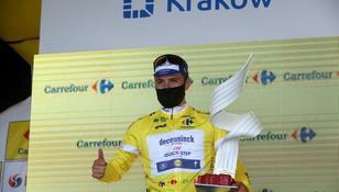 Remco Evenepoel zwyciężył w 77. edycji Tour de Pologne