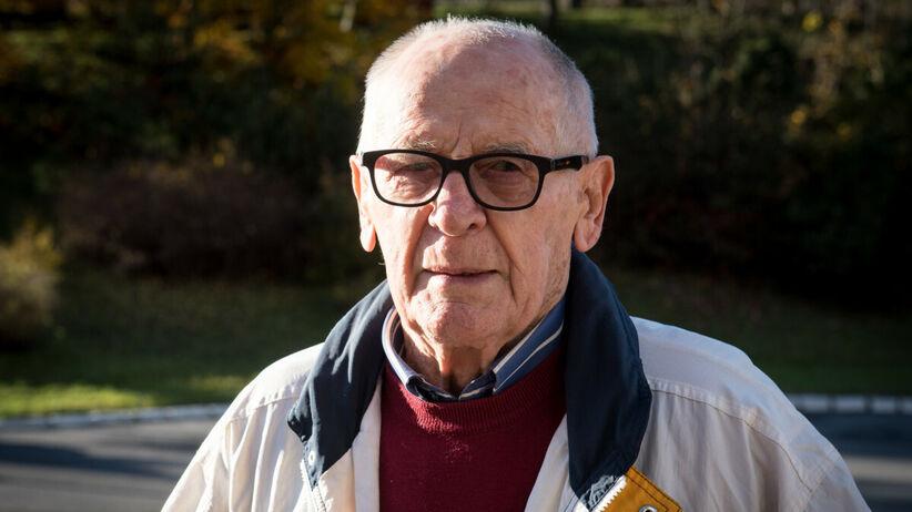 Sobiesław Zasada wystrtuje w Rajdzie Safari w wieku 91 lat