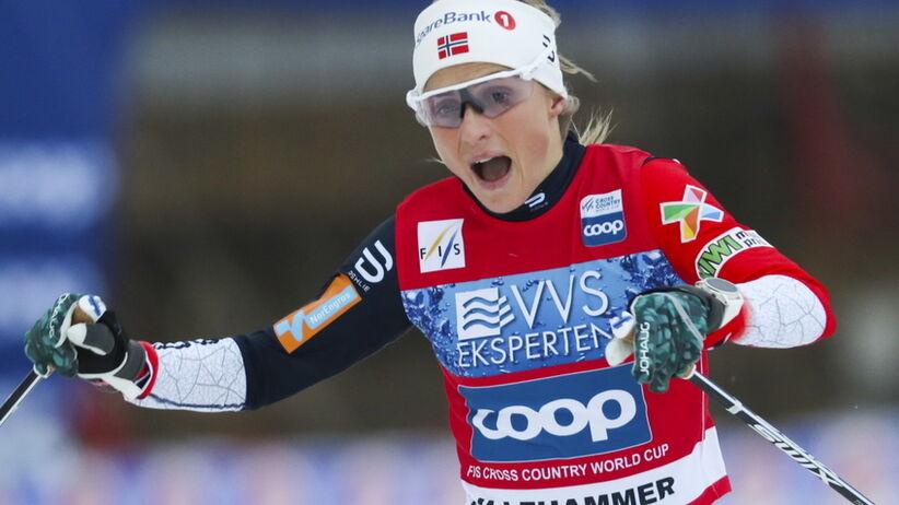 Therese Johaug zmienia dyscyplinę