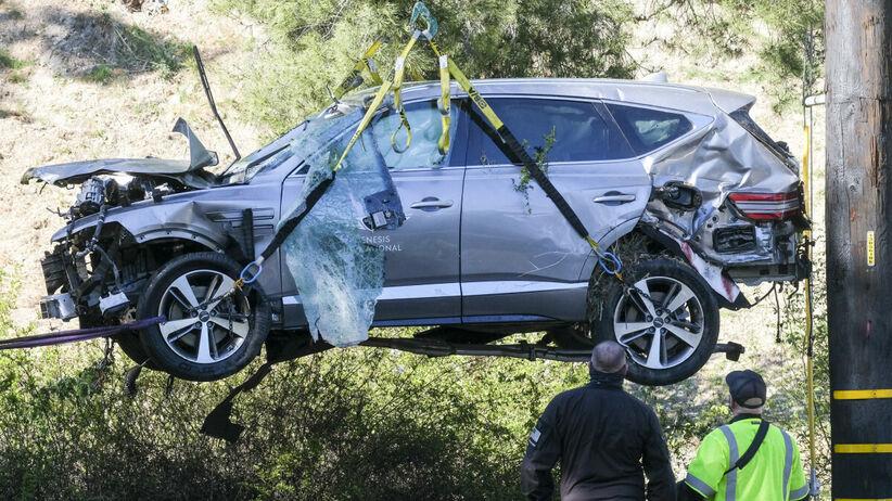 Tiger Woods w przyszłym tygodniu opuści szpital po wypadku