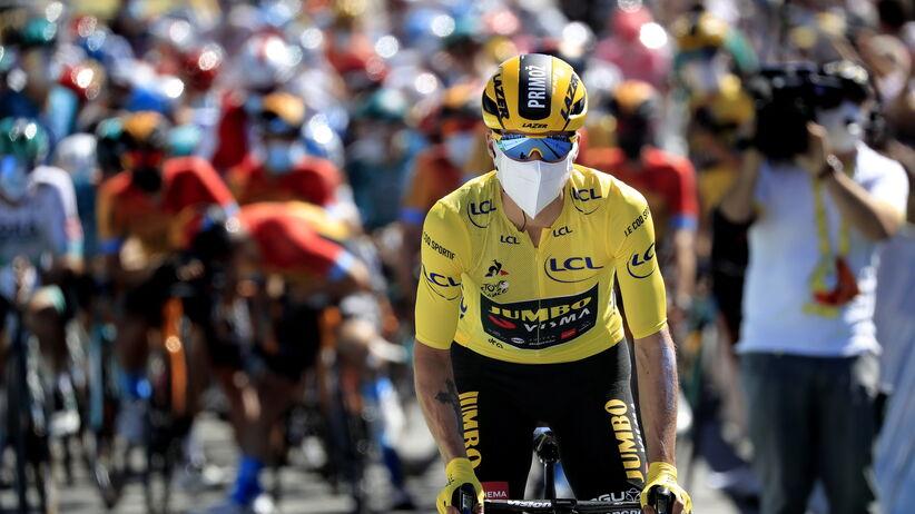 pięć osób zarażonych koronawirusem na Tour de France