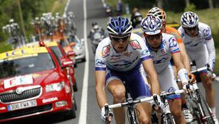Tour de Pologne: Nowe informacje ws. stanu zdrowia Mickaela Delage'a