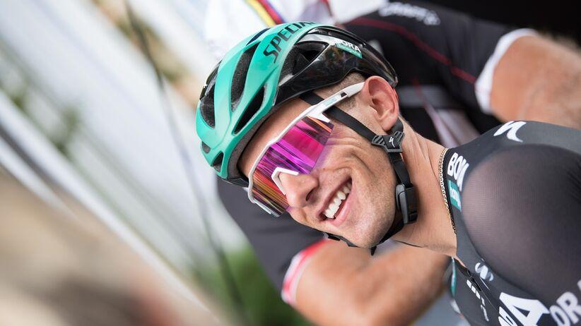 Rafał Majka liderem grupy Bora-Hansgrohe na Vuelta a Espana