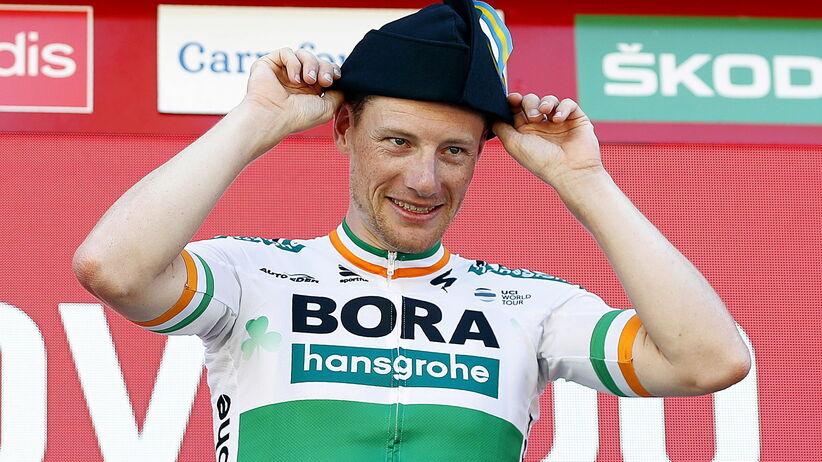 Sam Bennett wygrał 14. etap Vuelta a Espana