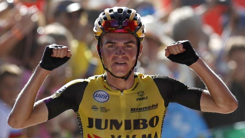 Kuss na Vuelta a Espana
