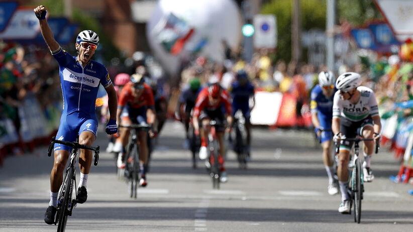 Vuelta a Espana: Gilbert zwycięzcą 17. etapu Majka spadł w klasyfikacji