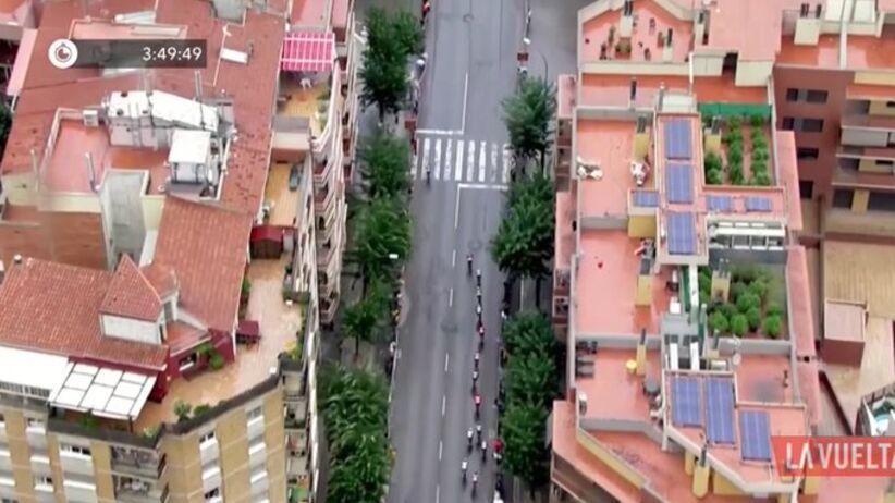 Vuelta a Espana: Realizator transmisji ujawnił ogromną plantację marihuany