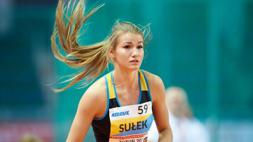 Adrianna Sułek wygrała mityng w Tallinie