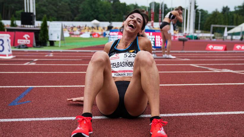 Anna Kiełbasińska z drugim wynikiem w historii polskich biegów na 400 m