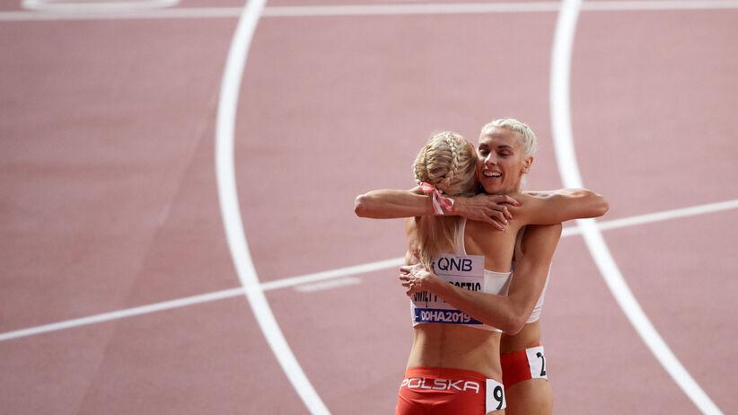Finał biegu na 400 m kobiet