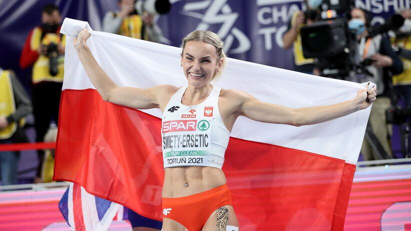Justyna Święty-Ersetic nie wystąpiła w sztafecie