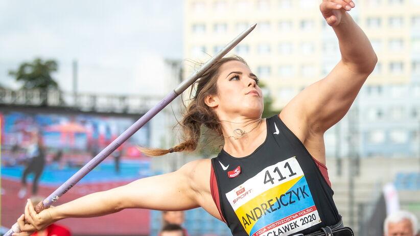 Maria Andrejczyk mistrzynią Polski