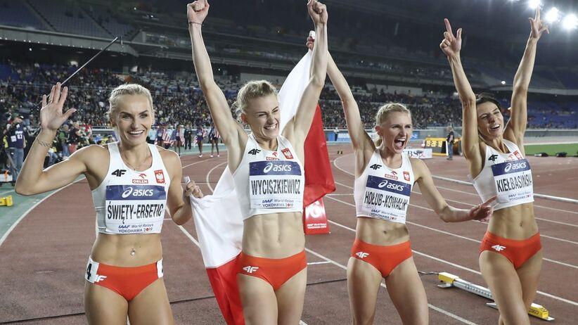 Starty Polaków w lekkoatletycznych MŚ w Doha