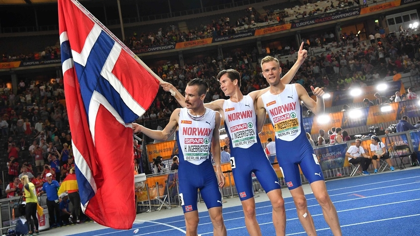 Norwegowie zabierają na MŚ w Doha zimowe ubrania