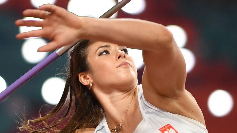 Maria Andrejczyk podsumowała występ na MŚ w Doha
