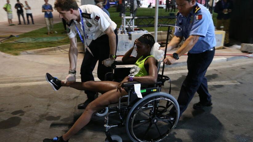 Szef IAAF bronił decyzji o przeprowadzeniu maratonu