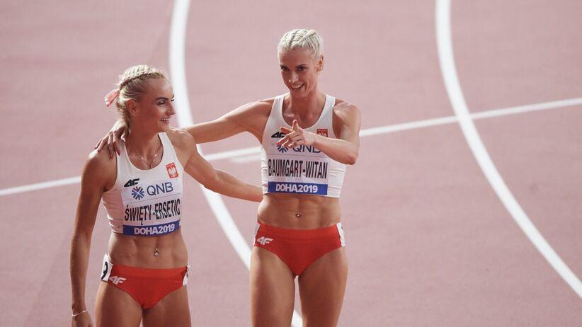Sztafeta 4x400 m kobiet
