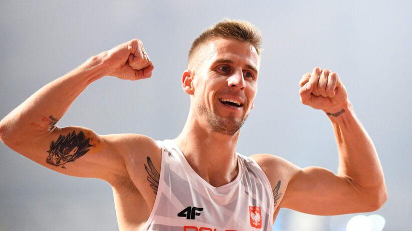 Marcin Lewandowski wygrał bieg półfinałowy na 1500 m