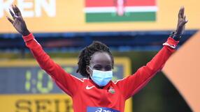 MŚ w półmaratonie: Triumf Kenijki Jepchirchir i Ugandyjczyka Kiplimo. Polacy daleko
