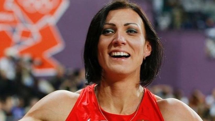 Natalia Antiuch na dopingu