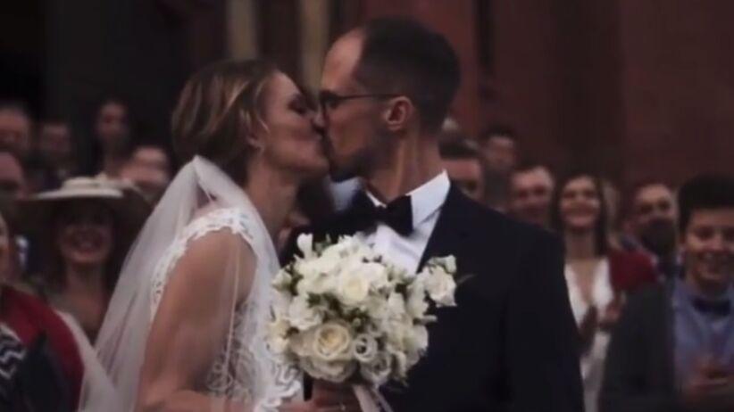 Patrycja Wyciszkiewicz wyszła za mąż