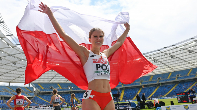 Pia Skrzyszowska młodzieżową mistrzynią Europy
