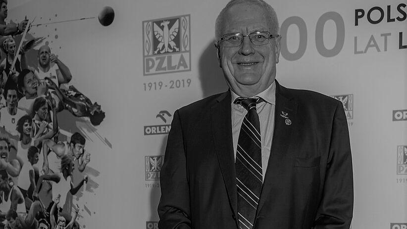Nie żyje szef Europejskiej Federacji Lekkoatletycznej