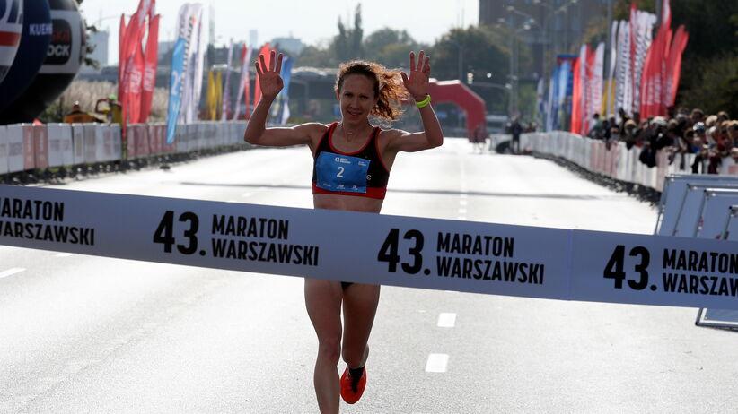 Yared Shegumo i Monika Andrzejczak najszybsi w Maratonie Warszawskim