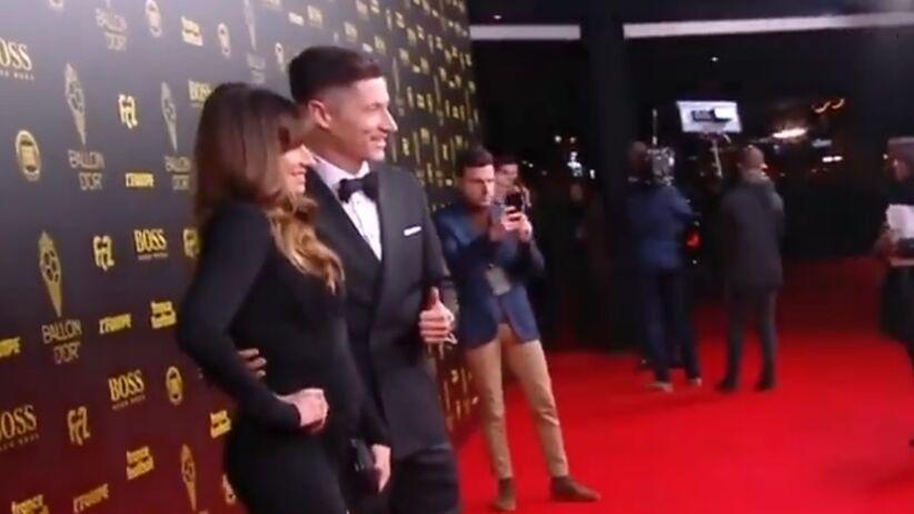 Anna Lewandowska pokazała ciążowy brzuszek na gali Złotej Piłki 2019
