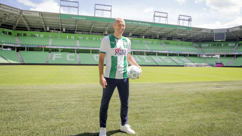 Arjen Robben zakończył karierę. Holender pożegnał się z kibicami