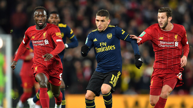 Arsenal - Liverpool transmisja TV i online