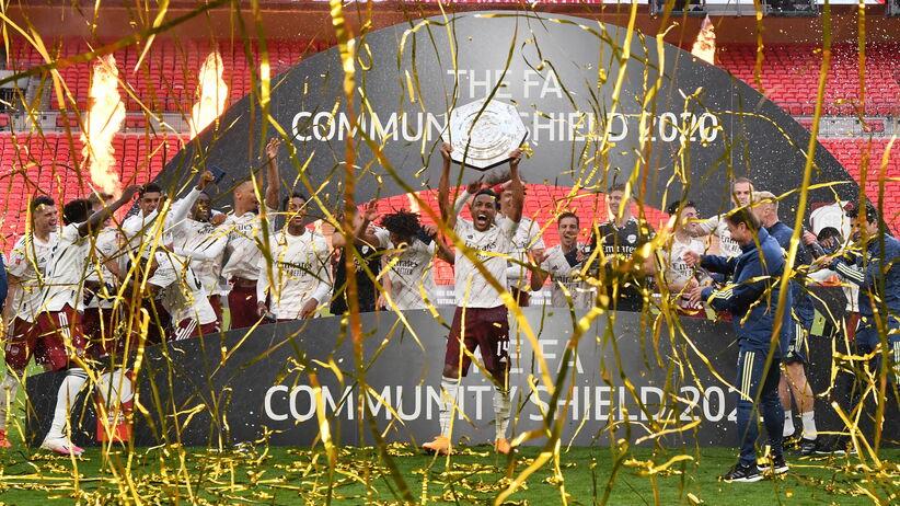 Tarcza Wspólnoty dla Arsenalu