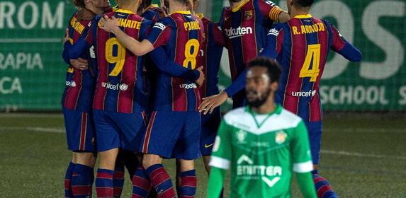Męczarnie Barcelony z trzecioligowcem. Duma Katalonii w 1/8 finału Pucharu Króla