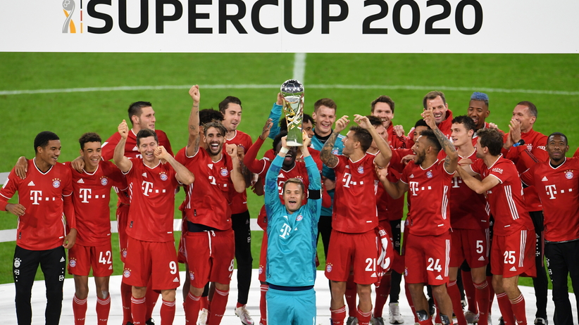 Superpuchar Niemiec dla Bayernu