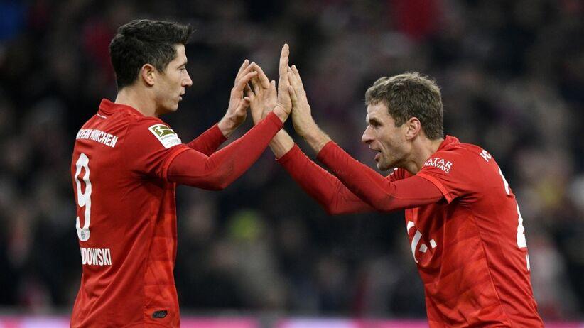 Borussia Moenchengladbach - Bayern