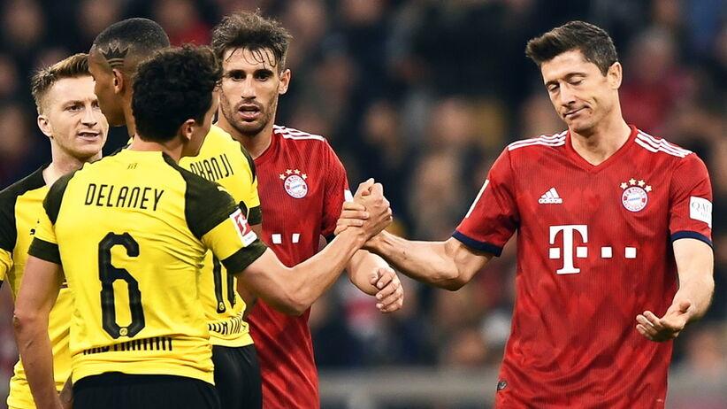Bayern - Borussia. Transmisja