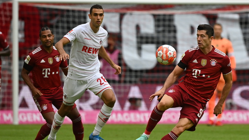 Bayern - FC Koeln