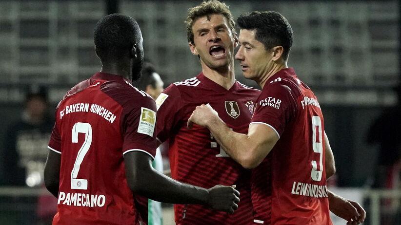 Greuther - Bayern NA ŻYWO