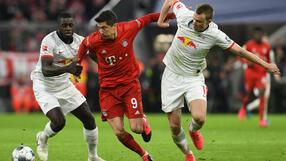 Bayern - RB Lipsk: Goście prowadzą w Monachium