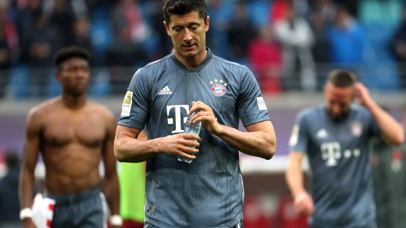 Bayern - RB Lipsk transmisja